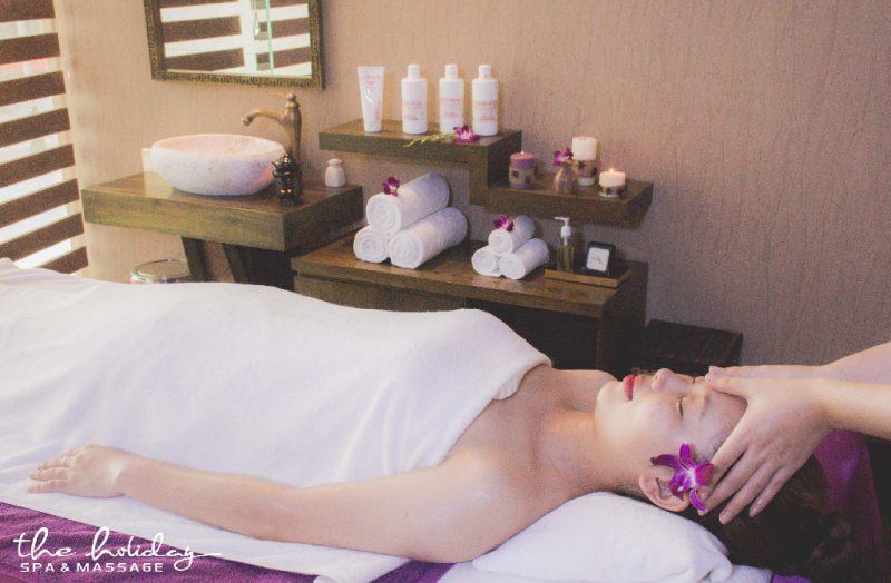 Chăm Sóc Da Mặt Chuyên Nghiệp Bằng Supreme-DHE, Age Tại The Holiday Spa & Massage